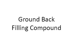 Ground Back Filling Compound